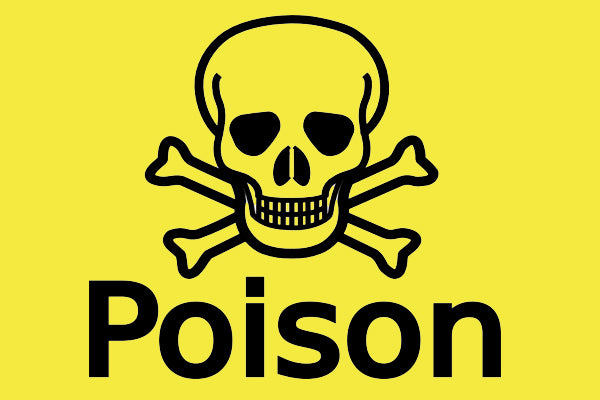 Poisonous Products in the Home