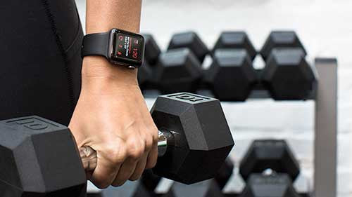 Check Your Testosterone' Build Muscle' Keep Resolutions & More with the Apple Watch