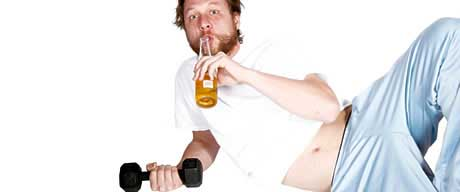 alcoholism and testosterone