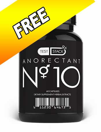 Free Anorectant No.10 Fat Burner