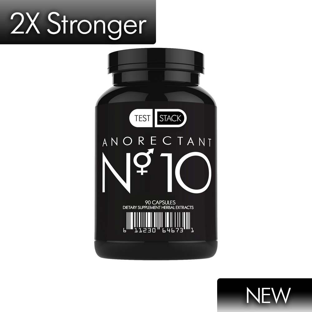 NEW Anorectant No.10 Fat Burner - 2X STRONGER