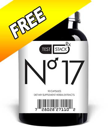 Free Test Stack No.17 Best Test Booster