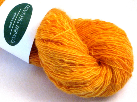 Butternut -- Wool Singles-- Single Sheep