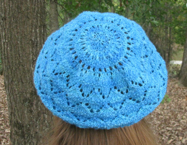 The Daily Hat -- Knitting Patterns -- PDF Download