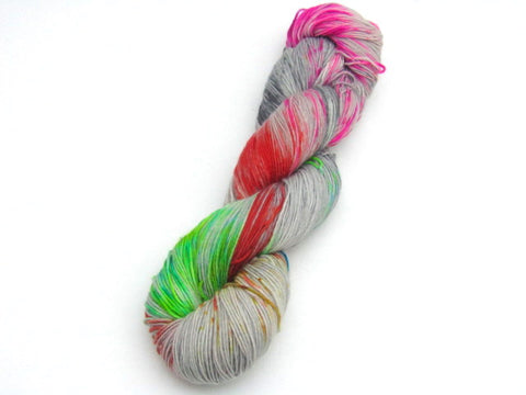Electric Avenue -- Traveler -- Superwash BFL/Nylon Fingering Weight Yarn