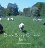 Black Sheep Creamery knits cover