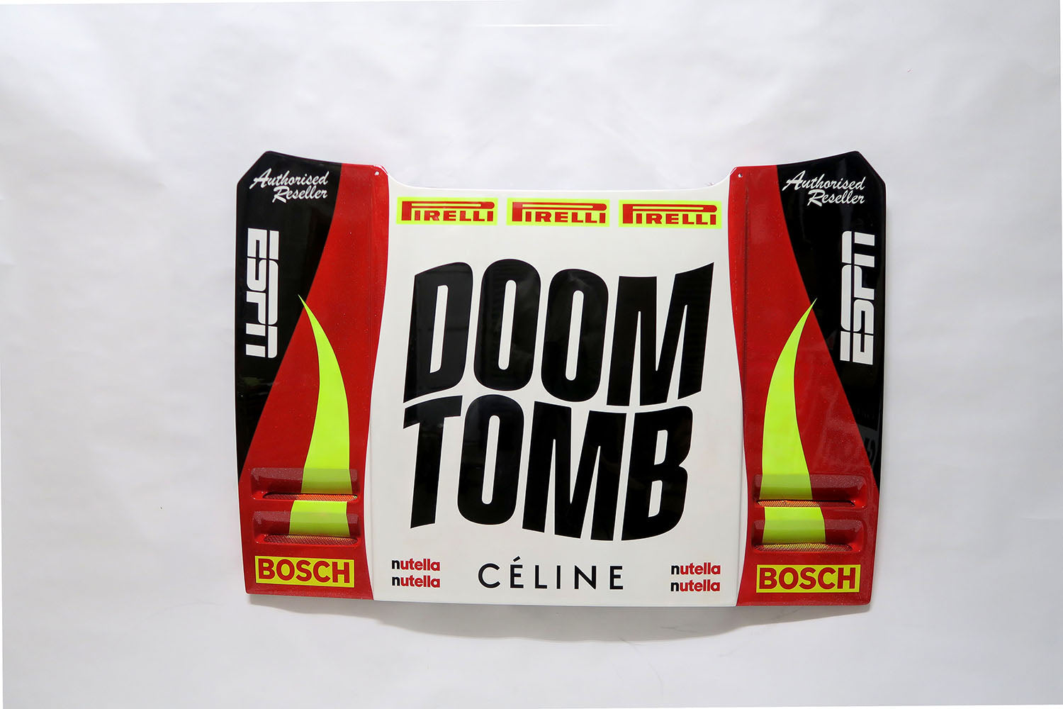 Death Spray Custom Doom Tomb