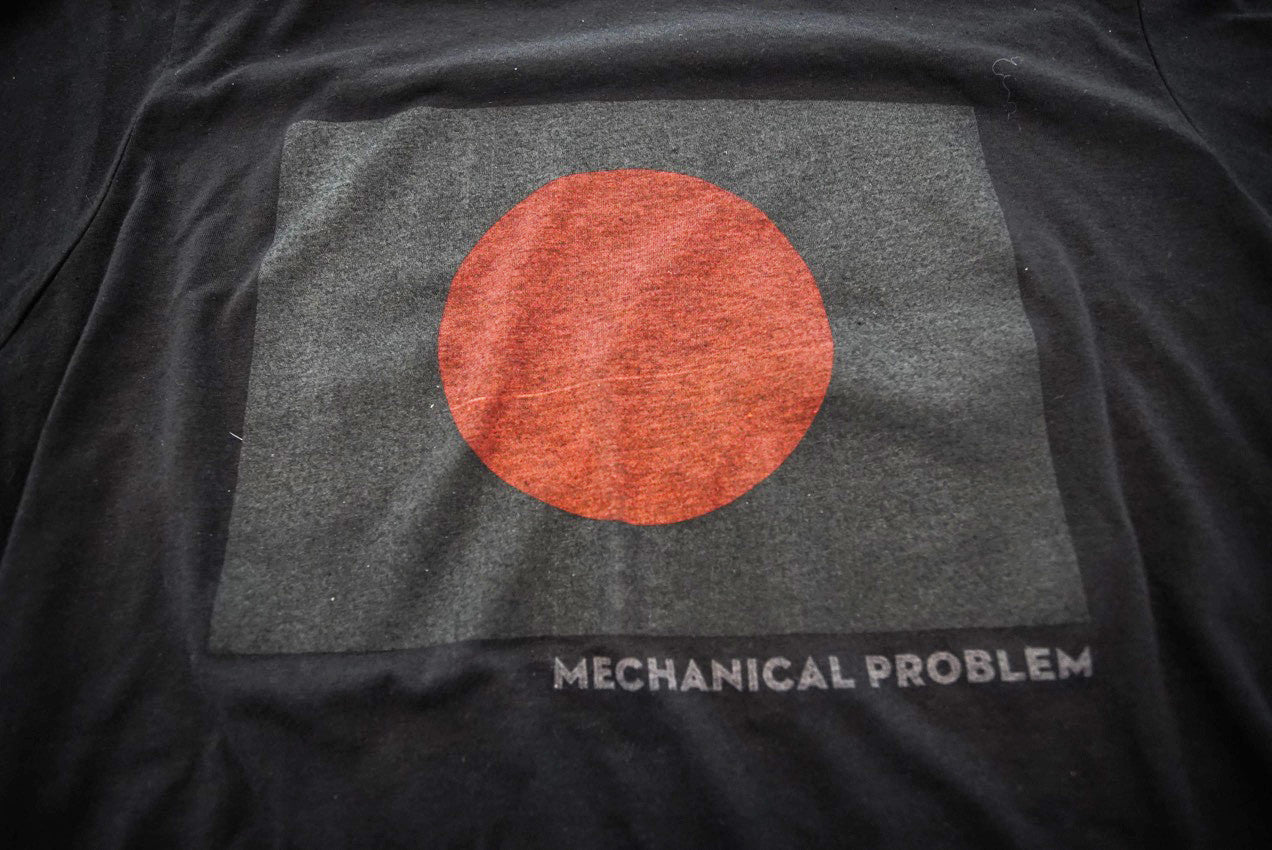 Mechanical Problem Flag T-Shirt