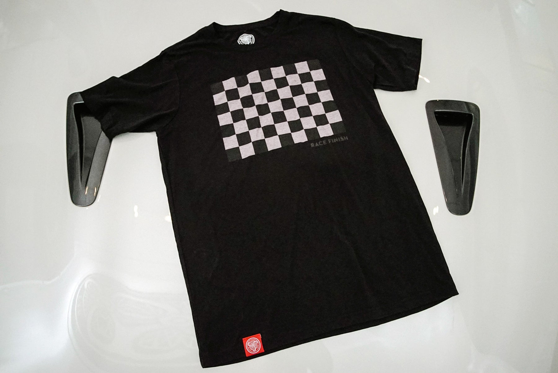 Checker Flag T-Shirt
