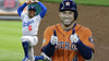 Granderson is off the Dodgers WS roster, and Mets fans are all in on the Astros