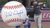 You catch a David Wright Home Run Ball during his last game. What do you do with it?