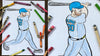 ART CLASS WITH HERM! Episode 7: Draw Pete Alonso