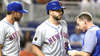 Kevin Plawecki's hand is broken, but the Mets still don't have to panic at catcher
