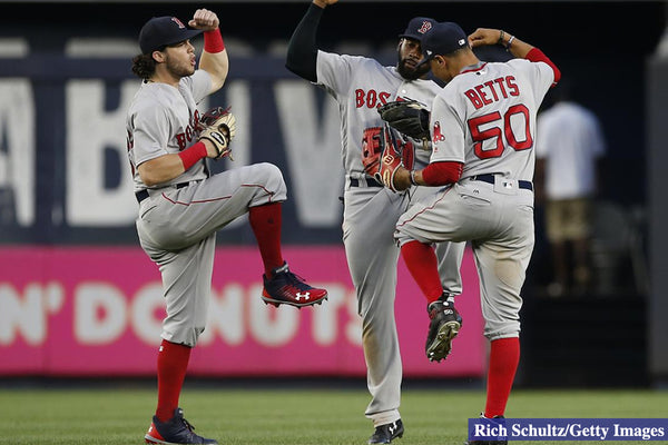Mets Fans  Guide to the 2017 Playoffs  Boston Red Sox af9643a8d4c
