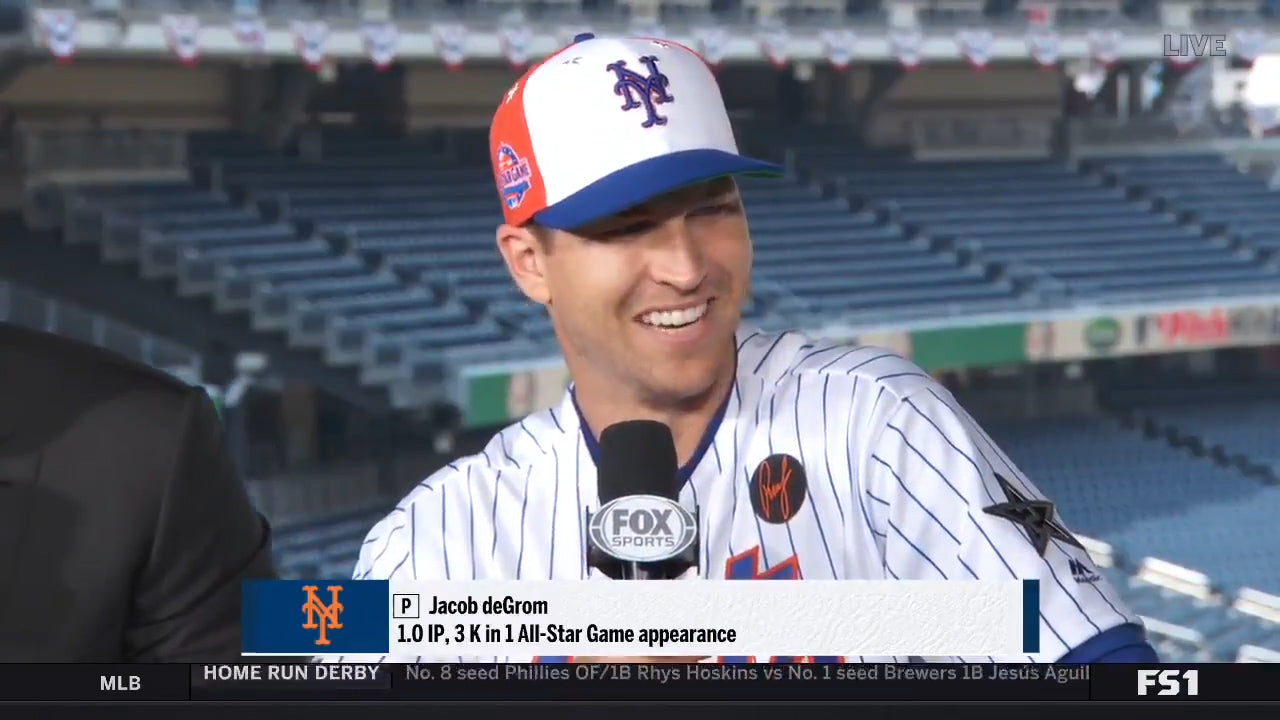 929b3aee PAY THE MAN! Mets Should Extend Jacob deGrom