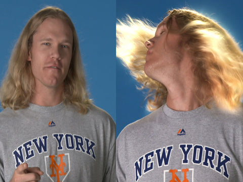 Four Possible Haircut Styles For Noah Syndergaard