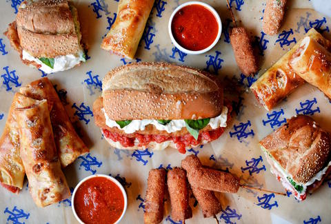 March Food Madness The Ultimate Citi Field Food Bracket