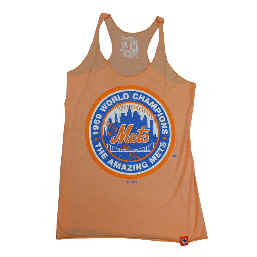 2a6364a93 1969 AMAZING METS ladies tank - The 7 Line - For Mets fans, by Mets