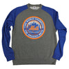 1969 AMAZING METS crew neck - The 7 Line - For Mets fans, by Mets fans. An independently owned clothing/lifestyle brand supporting the Mets players and their fans.