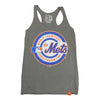 1969 WORLD CHAMPIONS ladies tank - The 7 Line - For Mets fans, by Mets fans. An independently owned clothing/lifestyle brand supporting the Mets players and their fans.