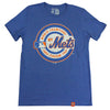 1969 WORLD CHAMPIONS t-shirt - The 7 Line - For Mets fans, by Mets fans. An independently owned clothing/lifestyle brand supporting the Mets players and their fans.
