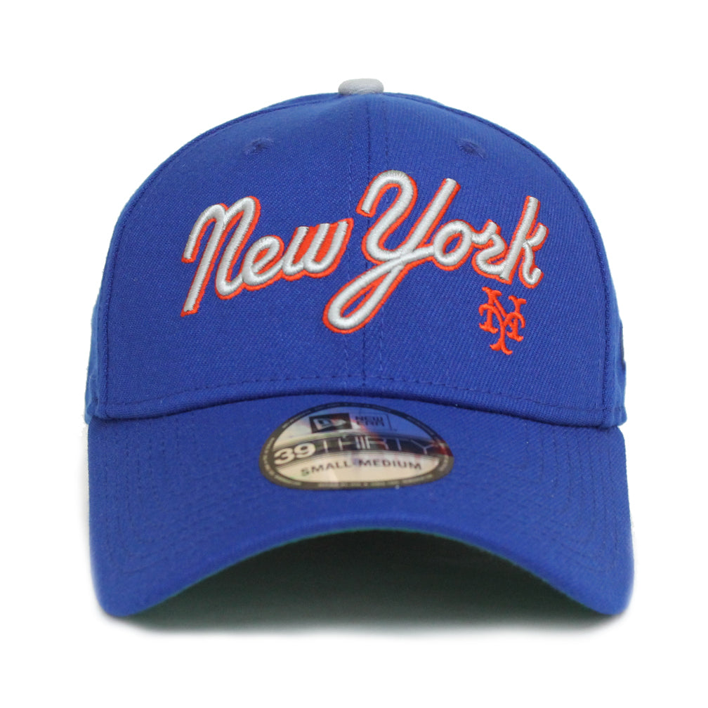 b5b5bf3b14433 1987 Mets (ROYAL) - New Era stretch fit - The 7 Line - For