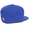 1987 Mets (ROYAL) - New Era fitted - The 7 Line - For Mets fans, by Mets fans. An independently owned clothing/lifestyle brand supporting the Mets players and their fans.