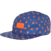 NY Mets Repeater - New Era 5 Panel Camper