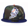 Camo Mr Met - New Era Fitted - The 7 Line - For Mets fans, by Mets fans. An independently owned clothing/lifestyle brand supporting the Mets players and their fans. Mets t-shirts, hats, tickets and more.