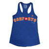 CONFORTO ladies tank - The 7 Line - For Mets fans, by Mets fans. An independently owned clothing/lifestyle brand supporting the Mets players and their fans.