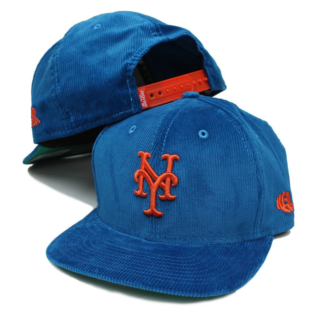 467c175c149866 ... purchase ny corduroy new era snapback the 7 line for mets fans ff81c  34529