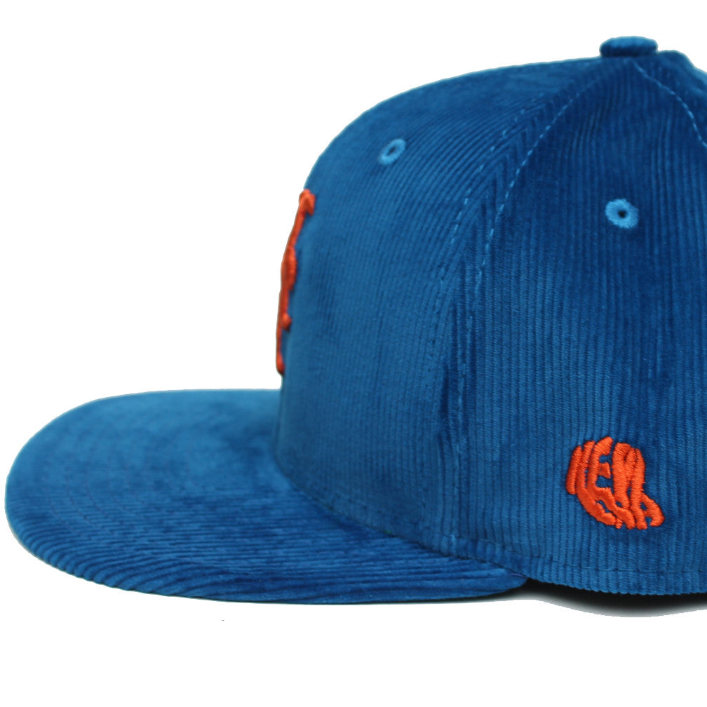f606bc16 ... purchase ny corduroy new era snapback the 7 line for mets fans d9dc7  04035