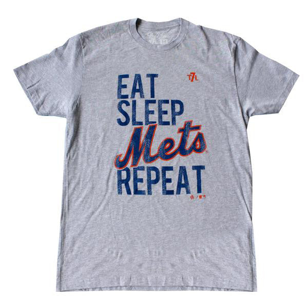 Eat Sleep Mets Repeat