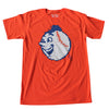Emoji Mr. Met (ORANGE)
