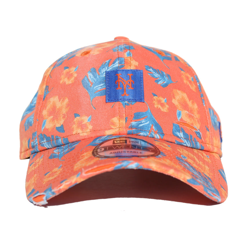 super popular ca364 97b32 Sunset Floral Mets - New Era adjustable - The 7 Line - For Mets fans,