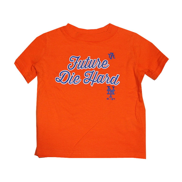 KIDS: Future Die Hard T-SHIRT (orange)