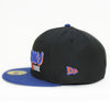 Queens (hybrid) New Era Fitted - The 7 Line - For Mets fans, by Mets fans. An independently owned clothing/lifestyle brand supporting the Mets players and their fans.