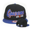 Queens (hybrid) New Era Snapback - The 7 Line - For Mets fans, by Mets fans. An independently owned clothing/lifestyle brand supporting the Mets players and their fans.