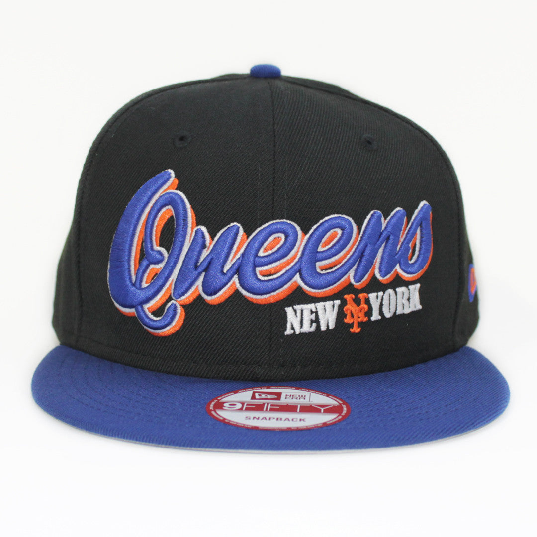 online retailer 96aa2 c7cd9 ... where can i buy queens hybrid new era snapback the 7 line for mets fans  9d685