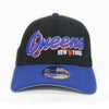 Queens (hybrid) - New Era Stretch fit - The 7 Line - For Mets fans, by Mets fans. An independently owned clothing/lifestyle brand supporting the Mets players and their fans.