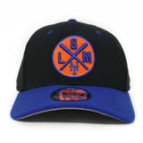 LGM (black)- New Era stretch fit