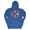 LGM Hoodie (Heather Blue) - The 7 Line - For Mets fans, by Mets fans. An independently owned clothing/lifestyle brand supporting the Mets players and their fans.