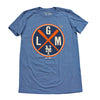 LGM tee - The 7 Line - For Mets fans, by Mets fans. An independently owned clothing/lifestyle brand supporting the Mets players and their fans.