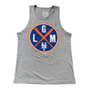 LGM mens tank - The 7 Line - For Mets fans, by Mets fans. An independently owned clothing/lifestyle brand supporting the Mets players and their fans.