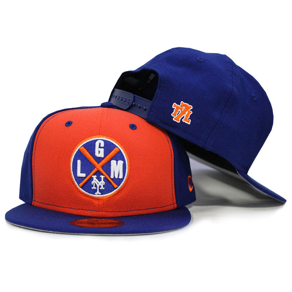 LGM (orange) - New Era Snapback