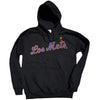 LOS METS hoodie (BLACK) - The 7 Line - For Mets fans, by Mets fans. An independently owned clothing/lifestyle brand supporting the Mets players and their fans.