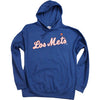 LOS METS hoodie (HEATHER BLUE) - The 7 Line - For Mets fans, by Mets fans. An independently owned clothing/lifestyle brand supporting the Mets players and their fans.