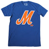 M Logo - The 7 Line - For Mets fans, by Mets fans. An independently owned clothing/lifestyle brand supporting the Mets players and their fans.