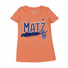 MATZ (ladies) - The 7 Line - For Mets fans, by Mets fans. An independently owned clothing/lifestyle brand supporting the Mets players and their fans.