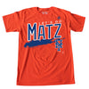 Let's Go Matz - The 7 Line - For Mets fans, by Mets fans. An independently owned clothing/lifestyle brand supporting the Mets players and their fans.